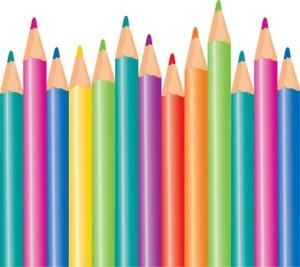 ColorPencilsVector