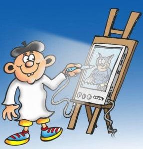 How to become a cartoonist