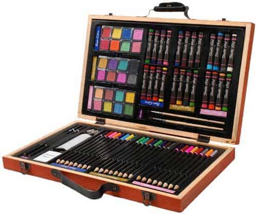 best-colored-pencils-for-artists-Darice-80-piece-art-set