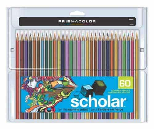 What are the best colored pencils for drawing? -