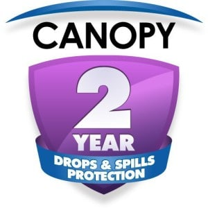 how does canopy drops and spills protection work?