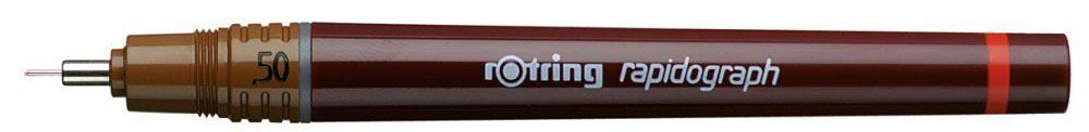 rotring rapidograph drawing pen