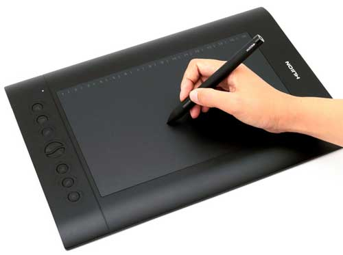 best tablet for the money huion large