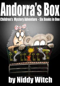 Andorras Box Book Cover