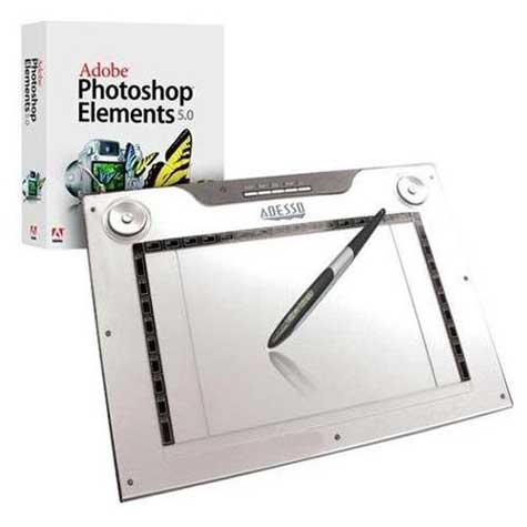 Adesso-graphics-tablet-wide-screen
