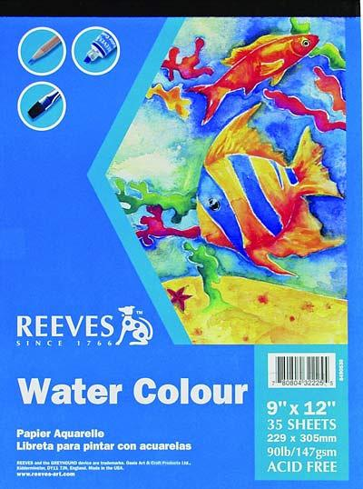 reevers-water-color-paper-pad