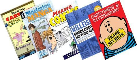 reference books for cartoonists cool drawing ideas