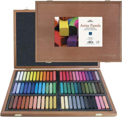 5 of the best soft chalk pastel brand sets