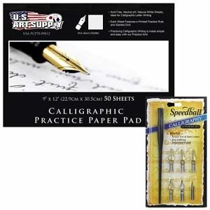 Speedball-calligraphy-set