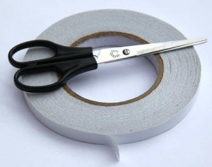 double sided tape for picture franing