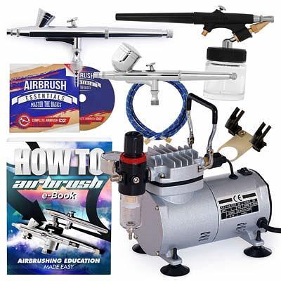 PointZero-Airbrush-Premium-Dual-Action-Airbrush-Kit-with-3-Guns