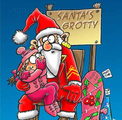 santa rumbled gift ideas