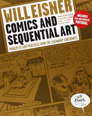 will-eisner-comics-and-sequential-art-book