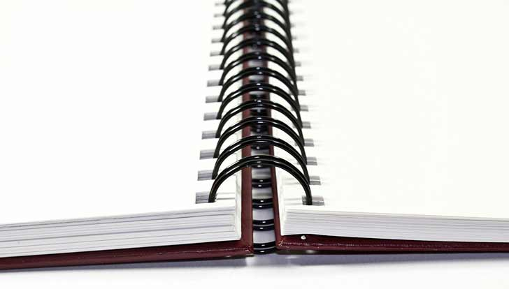 sketch pads spiral bound