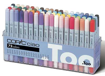 Best Markers For Coloring - Double Tipped for precision -