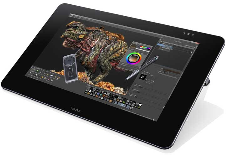 "Wacom Cintiq 27"" QHD Graphics Drawing Tablet"