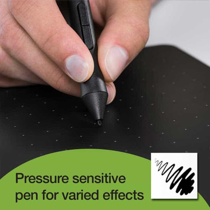 Wacom Intuos Art comic photo draw pressure sensitive pen