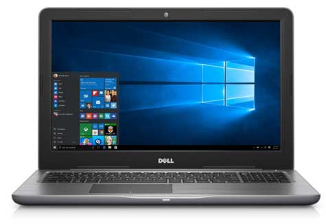 Best laptop for photoshop editing and digital creation for Dell inspiron i7559 7512gry interior design laptop