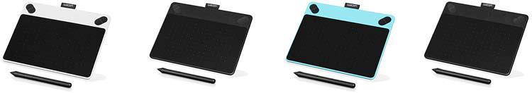 best buy graphics tablets - intuos range